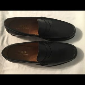 RALPH LAUREN - POLO LOAFERS